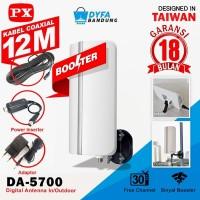 Antena tv digital indoor outdoor PX DA - 5700