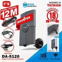 Antenna PX 4K DA5120 TV digital HD Indoor Outdoor DA 5120 PX DA-5120