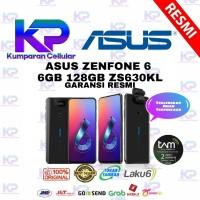 ASUS ZENFONE 6 ZS630KL 6GB 128GB GARANSI RESMI