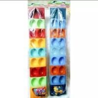 Congklak mainan tradisional/ Congklsk bongkar pasang warna warni