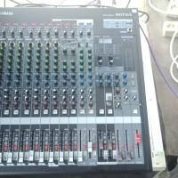 mixer yamaha mgp16x original
