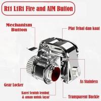 BARANG BAGUS TRIGGER FIRE BUTTON R11 GAMING CONTROL R11 UNTUK PUBG ROS