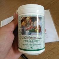 Promo Green World Calcium Softgel Terlaris