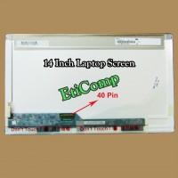 LED LCD Asus A43 A43E A43S A43S A43SJ A43SD A43SA A43SM SERIES14 inch