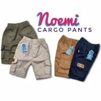 Celana pendek cargo Noemi/celana pendek anak cowo/celana katun anak