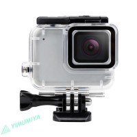Yi Casing Housing Anti Air Warna Putih untuk GoPro Hero 7