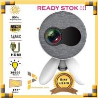 Mini Proyektor LED YG220 / YG-220 / YG 220 LCD Portable Projector Home