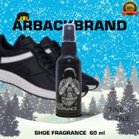 Arback Shoe Fragrance Parfum Sepatu Volume 250 ml
