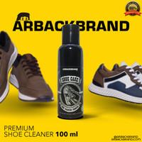 Pembersih Sepatu Arback Ionian premium Shoe Cleaner