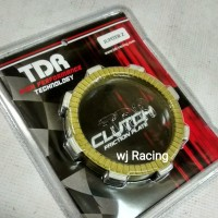 Kampas Kopling Ceramic Jupiter Z TDR Racing