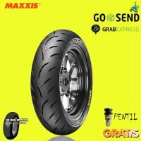 BAN MOTOR MATIC MAXXIS VICTRA S98 110/80 RING 14 TUBELESS