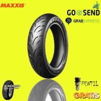 BAN MOTOR MAXXIS M6234/EXTRAMAX 120/70 RING 17 TUBELESS