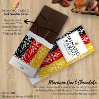 Organic Dark Chocolate - Marawa series