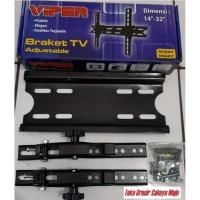 Bracket TV 10 - 32 Beetster LED LCD Breket braket Brecket