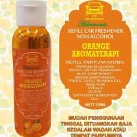 Refil Parfum Mobil Aromaterapi Aroma Orange Nett.110ML