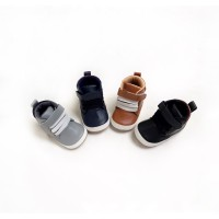 Sepatu Bayi Prewalker Tamagoo Laki Laki - Billy Series Murah - 2, Hitam