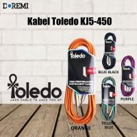 Kabel Toledo KJ5-450 - Toledo Cable KJ5-450 - Kabel Instrument 4.5 Met