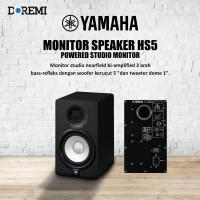 Yamaha HS5 / Monitor Speaker HS5 / Monitor Recording HS5 - WHITE,BLACK