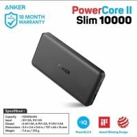 Powerbank Angker powercore II 10.000 mAh
