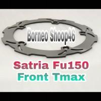 Disc Brake Piringan Cakram Depan TDR Satria Fu 150