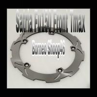 Piringan Cakram Disc Braker Depan Fu Satria Fu150 Mrek TDR TMAX