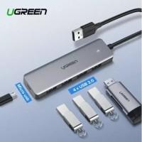 UGREEN USB 4 PORT HUB USB 3.0 HIGH SPEED FOR WINDOWS MACBOOK LINUXX