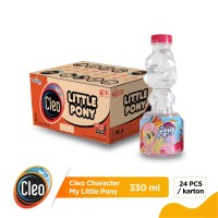 Cleo Character My Little Pony 330ml (24pcs)
