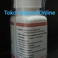 Cordyceps Green World/Obat Paru2/Obat Asma Original 100% Terjamin