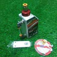 botol tabung tempat cadangan air radiator aitech merah ninja r atau rr