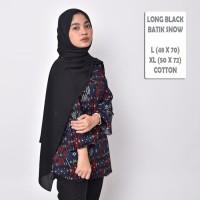 PROMO Batik Songket Cewek / Blouse Batik Wanita Modern Premium -