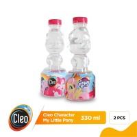 Cleo Character My Little Pony 330ml (2pcs)