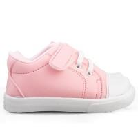 Sepatu Anak cewek Umur 1 2 Tahun Murah berkualitas pink LEMBUT B01