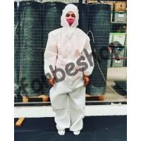Baju APD Model Celana / Hazmat Suit / Coverall / Jumpsuit