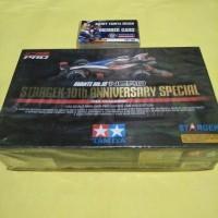 tamiya stargek 10th anniversary special avante Mk.III nero 92284