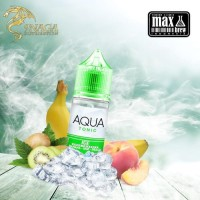 Salt Nic Aqua TONIC ICE Banana Kiwi 9mg 30ml Liquid Vape Pod Friendly