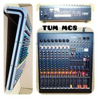 Mixer audio bluetooth original tum mc8
