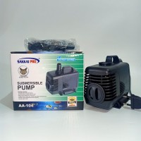 Submersible Pump AA-104 Sakkai Pro Pompa Aquarium Celup Water Pump