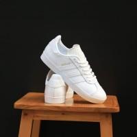 Sepatu Adidas Gazelle Full White Original BNWB Indonesia