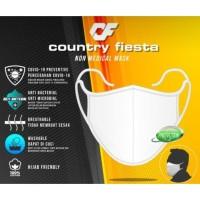 Masker Kain Country Fiesta
