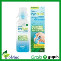 ROHTO EYEFLUSH 150 ml - Cairan untuk Cuci Bilas Mata