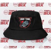 Topi Bucket Hat distro YOUR TEAM