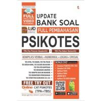 Buku Update Bank Soal Psikotes TPA TBS - ORI