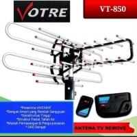 antena tv led lcd remote votre vt 850/vt850