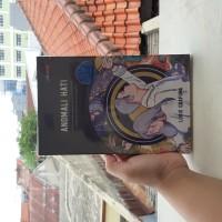 Anomali Hati - Lubis Grafura | Buku Mojok