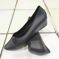 Sepatu Pantofel Karet Wanita Wedges.Sepatu karet Fuhaha TJ-710