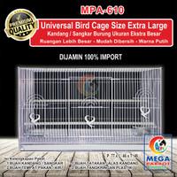 Kandang / Sangkar Burung Ukuran Ekstra Besar [ Size XL ] MPA-610