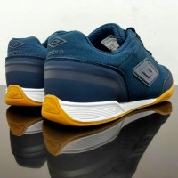 Sepatu Futsal - UMBRO FUTSAL STREET V 81277U AYE Dark Navy/Dark Navy