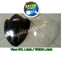 Visor Windshield NVL LAMA/VIXION LAMA (23,5cm) - 2013 - 2014