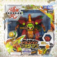 Bakugan Battle Planet Drago Dragonoid Baku Maximus Takara Tomy ORI