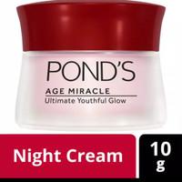 ponds age miracle night cream 10gr cream malam